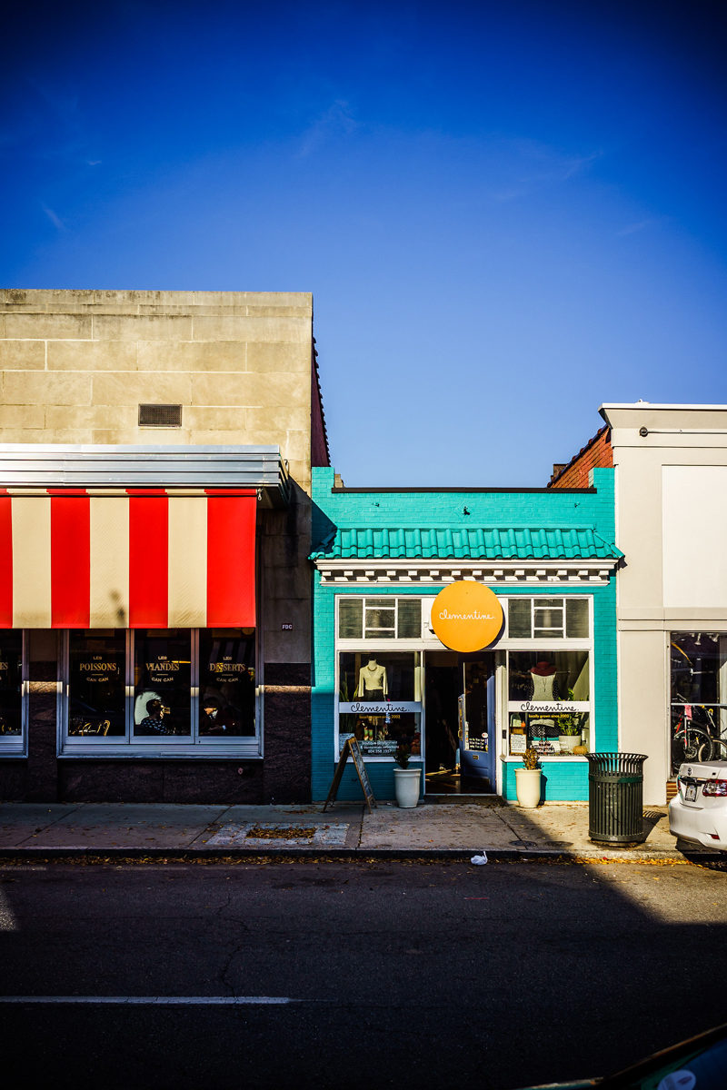 Carytown Shopping Richmond VA - Travel Guide: Awesome Things to Do in Richmond, VA by popular Washington DC travel blogger Alicia Tenise