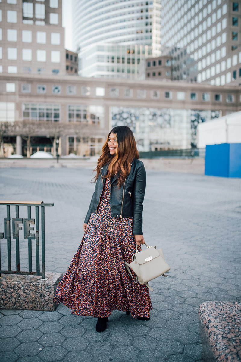 Free People Charlotte Maxi Dress - 5 Things I'm Doing to Be a Better Blogger This Year by popular Washington style blogger Alicia Tenise