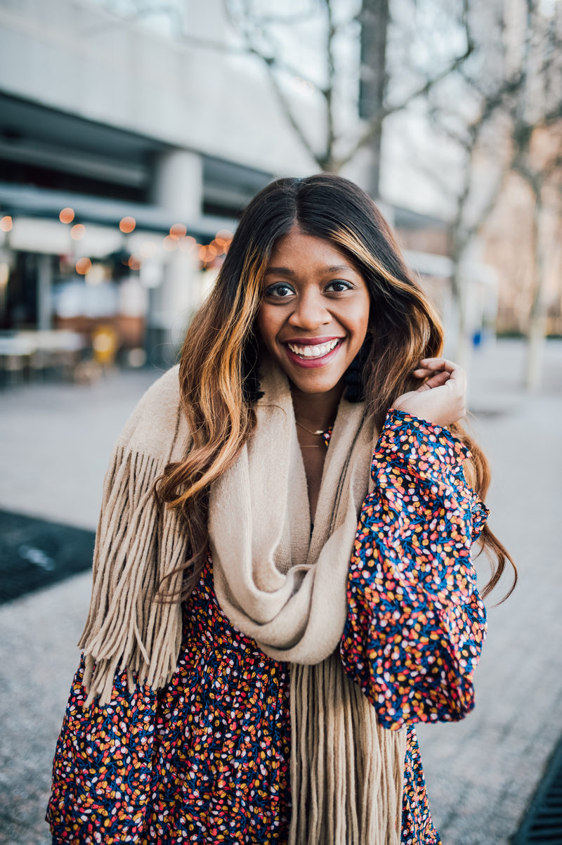 Ombre Hair for Darker Skin - 5 Things I'm Doing to Be a Better Blogger This Year by popular Washington style blogger Alicia Tenise