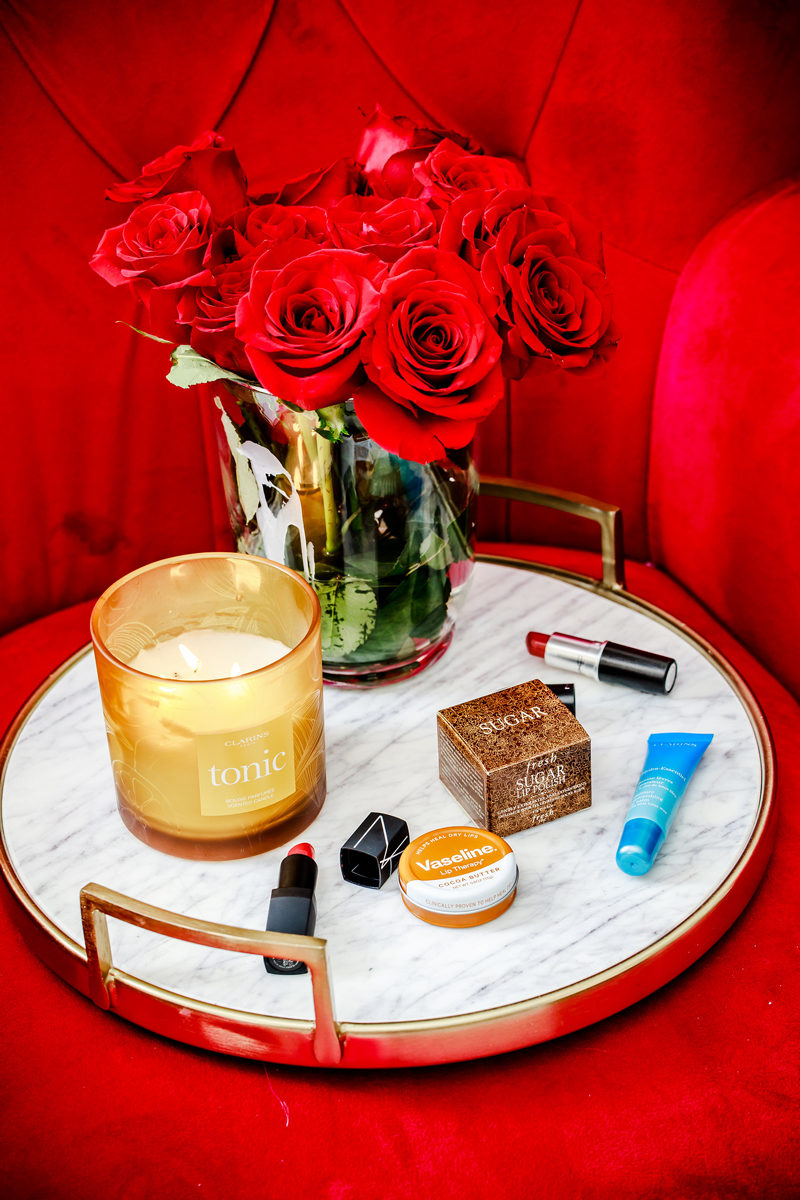 The Best Dry Lip Remedies - How to Combat Winter Dry Lips by popular Washington beauty blogger Alicia Tenise