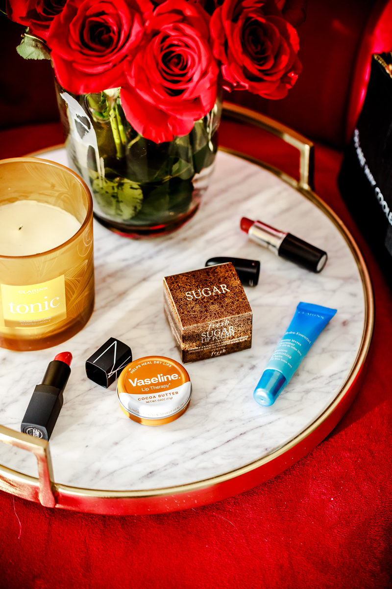 The best remedies for super dry lips - How to Combat Winter Dry Lips by popular Washington beauty blogger Alicia Tenise