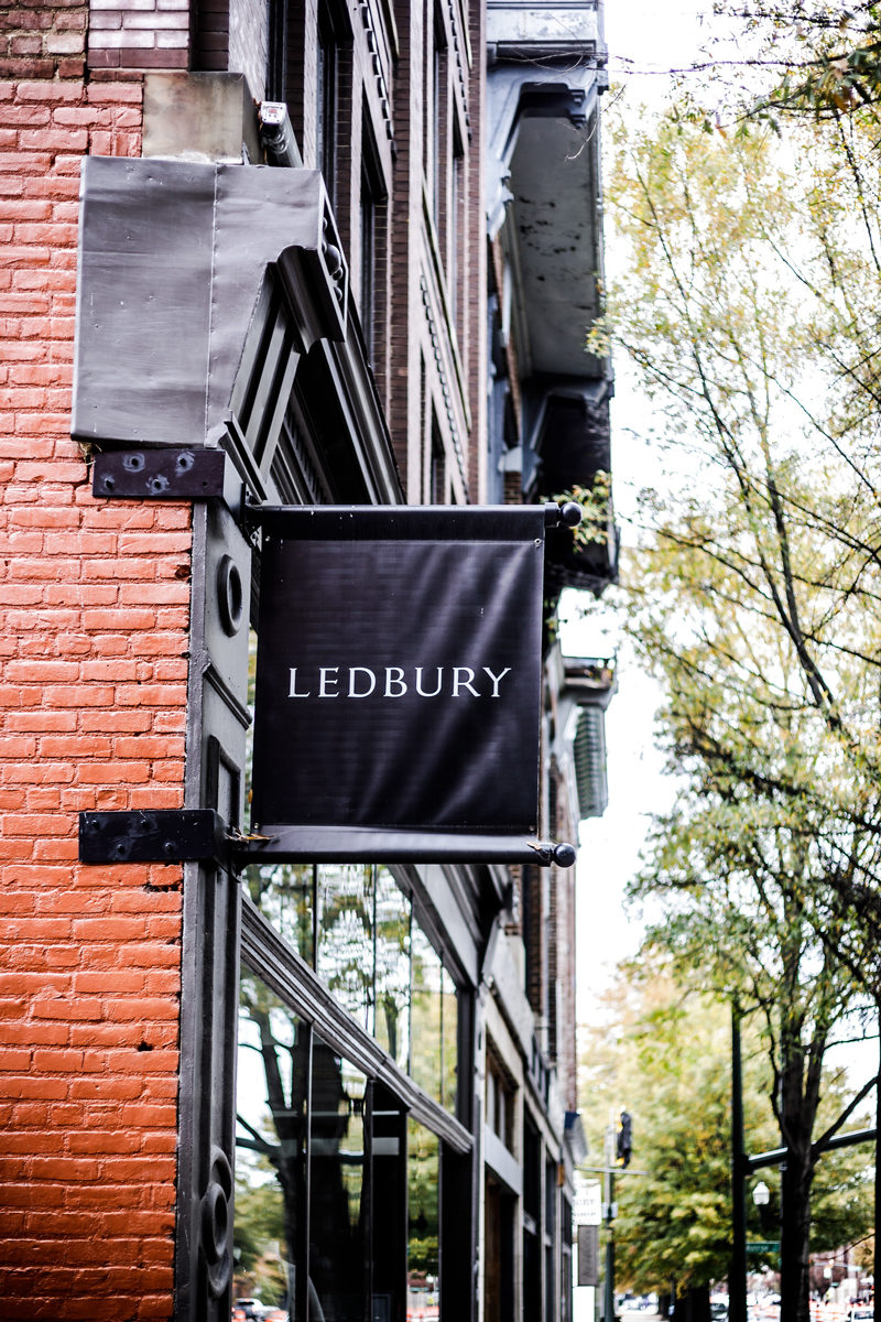Ledbury Richmond VA - Travel Guide: Awesome Things to Do in Richmond, VA by popular Washington DC travel blogger Alicia Tenise
