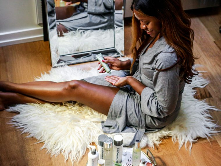 Winter Skincare Tips and Tricks - Winter Skincare: How to Make Your Skin Glow by popular Washington DC style blogger Alicia Tenise