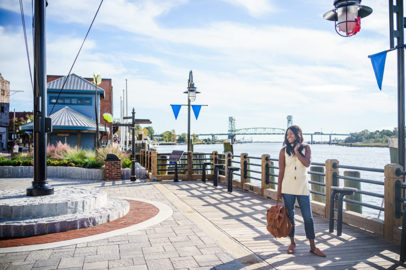 Reach the Beach: Wilmington + Wrightsville Beach Travel Guide by popular travel blogger Alicia Tenise