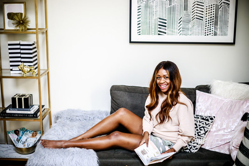 How to Destress - Workaholic Symptoms by popular Washington DC lifestyle blogger Alicia Tenise
