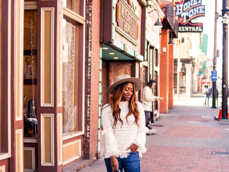 Casual Fall Outfit Idea - My Travel Bucket List for 2018 by popular DC travel blogger Alicia Tenise