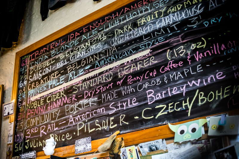 Wedge Brewing Asheville NC - Asheville Travel Guide by popular Washington DC travel blogger Alicia Tenise