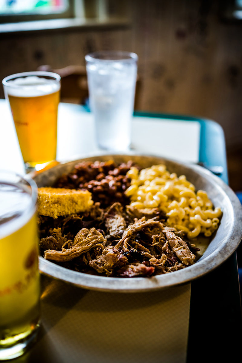 Best Barbecue in Asheville - Asheville Travel Guide by popular Washington DC travel blogger Alicia Tenise