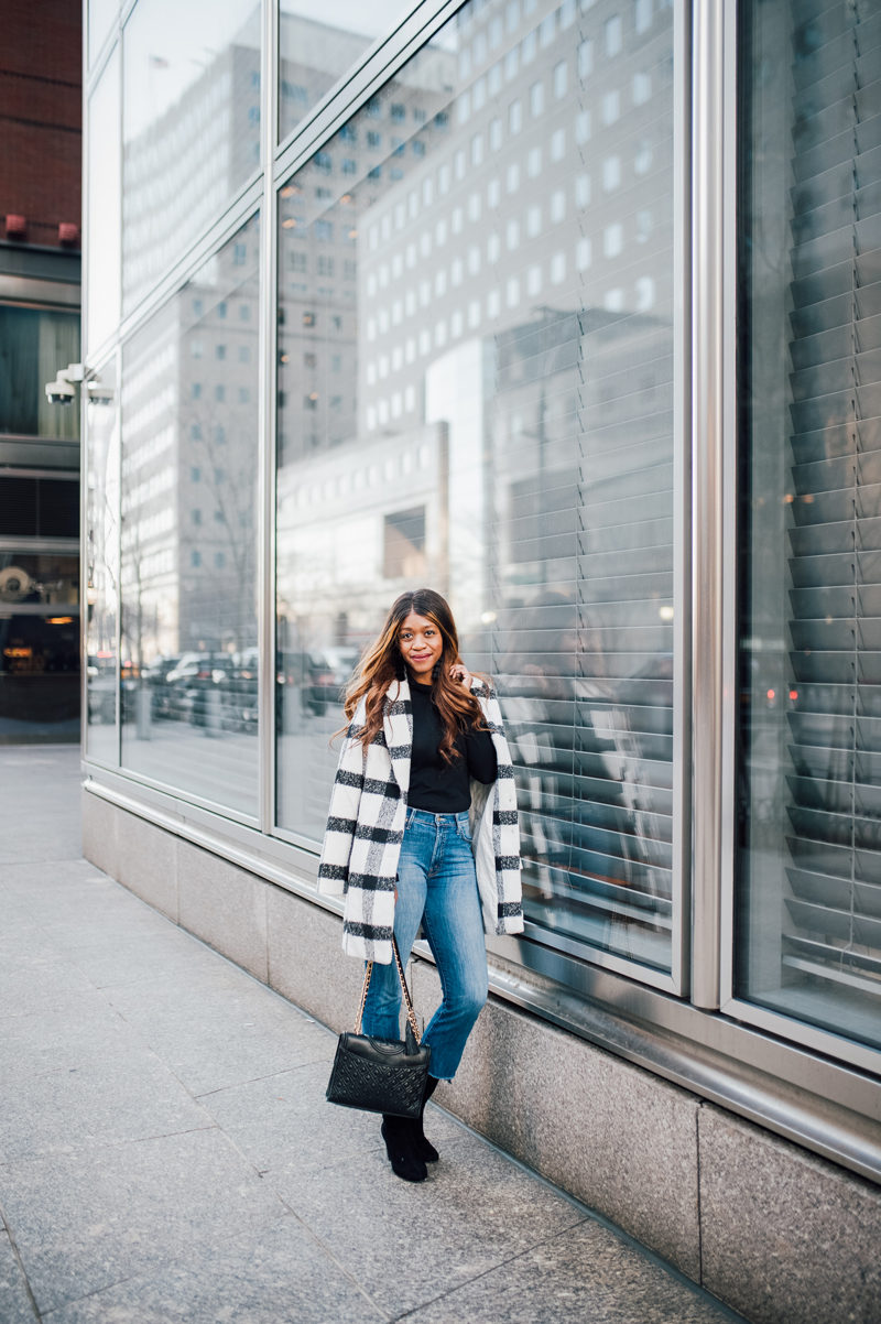 The Pros and Cons of NYFW as a Blogger - NYFW for the Right Reasons by popular DC style blogger Alicia Tenise