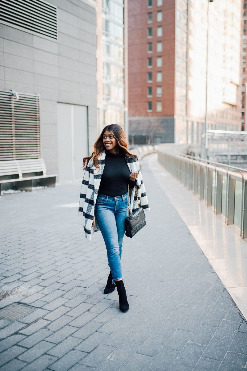 Winter Casual Outfit Idea - NYFW for the Right Reasons by popular DC style blogger Alicia Tenise