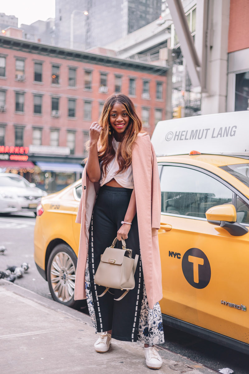 NYFW Recap by popular DC style blogger Alicia Tenise