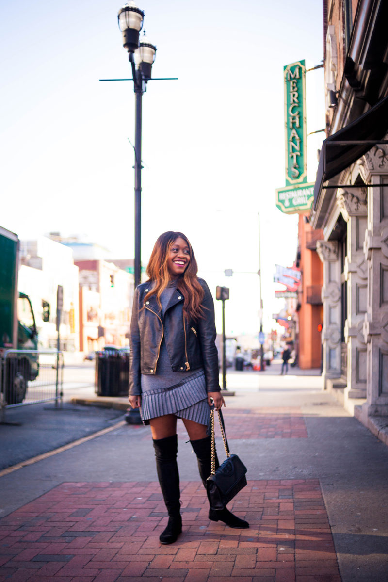 How to Show Gratitude Each Day by popular Washington DC lifestyle blogger Alicia Tenise
