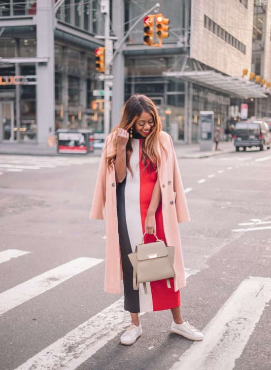 How to Transition from Winter to Spring - Transitioning to your Spring Wardrobe by popular Washington DC style blogger Alicia Tenise