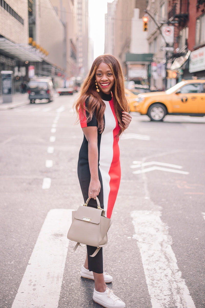 What to Wear to NYFW - Transitioning to your Spring Wardrobe by popular Washington DC style blogger Alicia Tenise