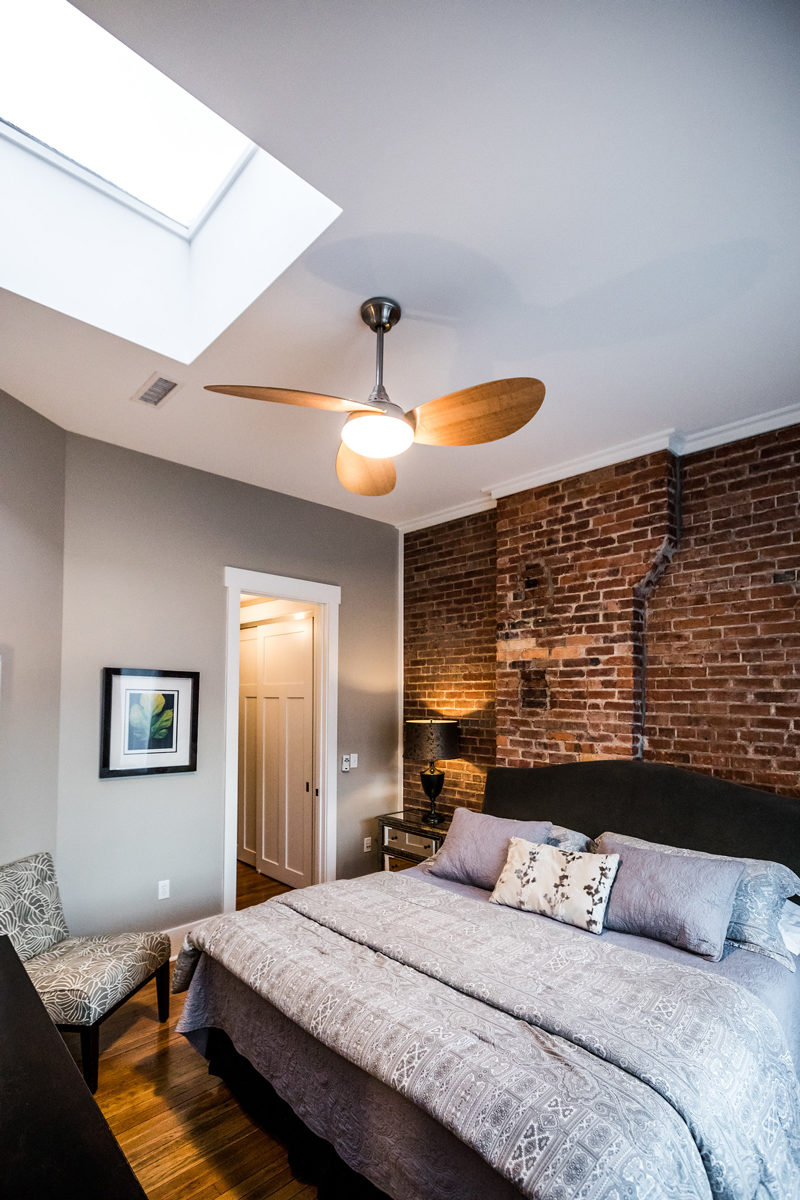 Yonder NC Vacation Rentals Lofts 201 - Asheville Travel Guide by popular Washington DC travel blogger Alicia Tenise