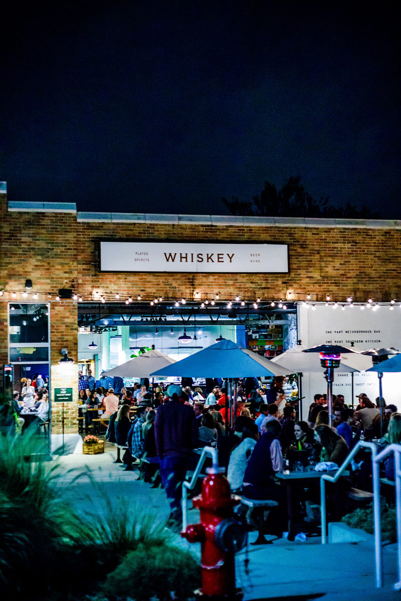 Whiskey Kitchen Raleigh NC - Raleigh Travel Guide by popular DC travel blogger Alicia Tenise