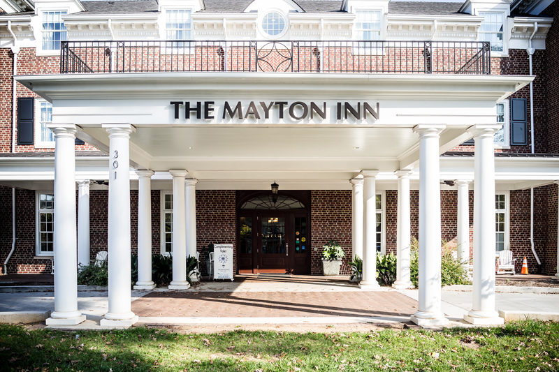 The Mayton Inn Cary NC - Raleigh Travel Guide by popular DC travel blogger Alicia Tenise