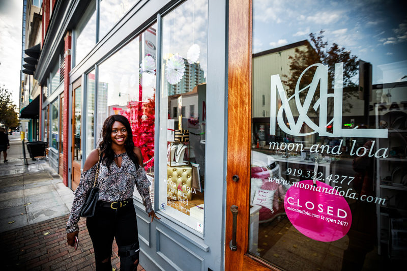 Moon and Lola Raleigh NCRaleigh Travel Guide by popular DC travel blogger Alicia Tenise