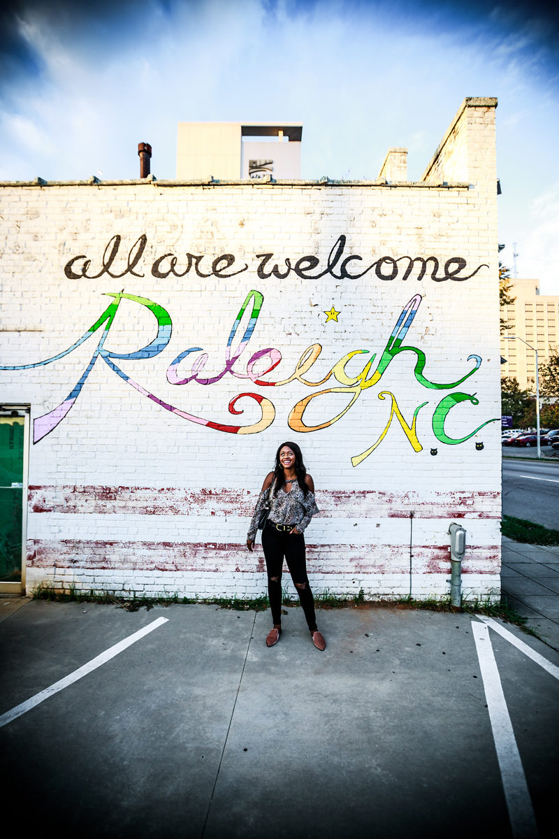 Raleigh Travel Guide featured by top US travel blogger Alicia Tenise