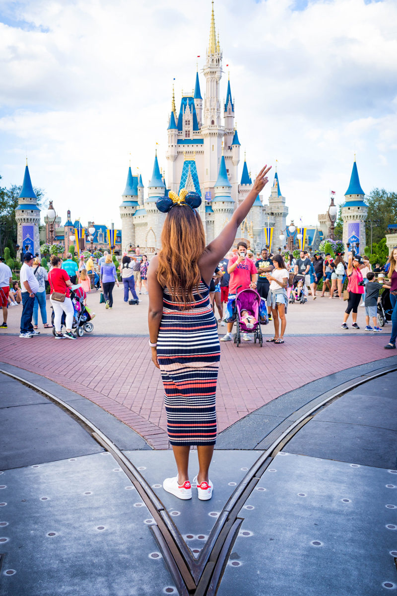 Magic Kingdom Disney World - Disney World For Adults by popular DC travel blogger Alicia Tenise