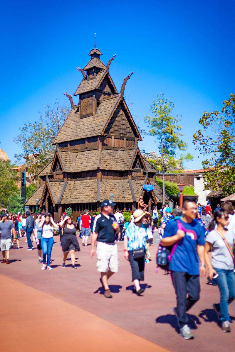 Disney World For Adults: Part 2 by popular DC travel blogger Alicia Tenise