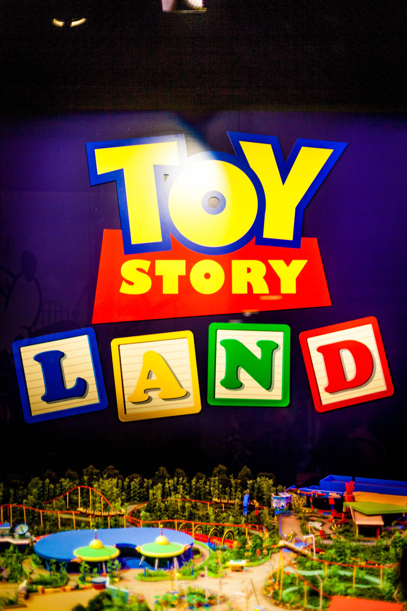 Toy Story Land Preview at Walt Disney World - Disney World For Adults: Part 2 by popular DC travel blogger Alicia Tenise