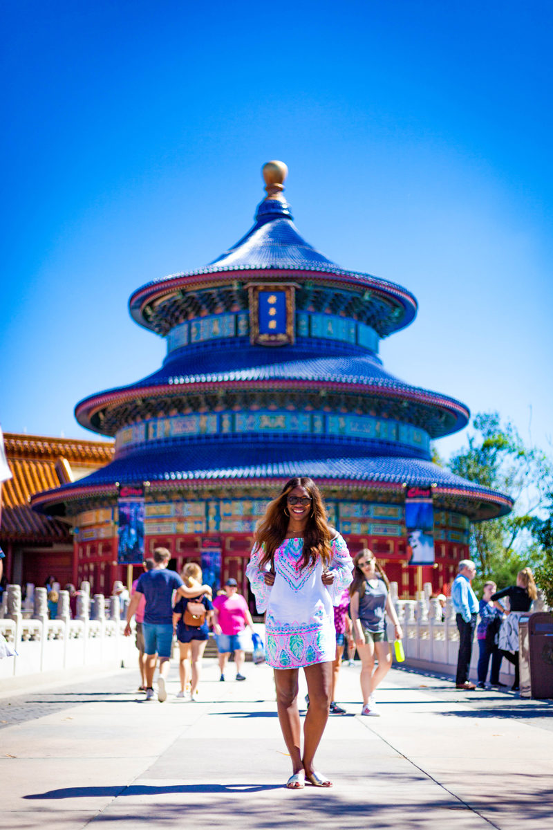 Japan at Epcot - Disney World For Adults: Part 2 by popular DC travel blogger Alicia Tenise