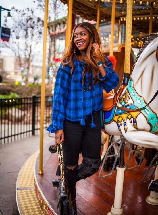 The Spring Blues: How to Make The Most Out of An Extended Winter by popular DC style blogger Alicia Tenise