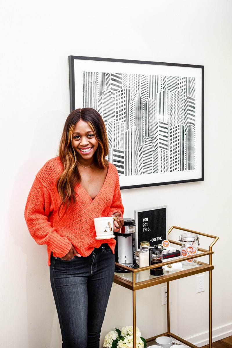 How to Work With Brands as a MicroInfluencer - Brand collaborations tips as a Microinfluencer by popular DC blogger Alicia Tenise