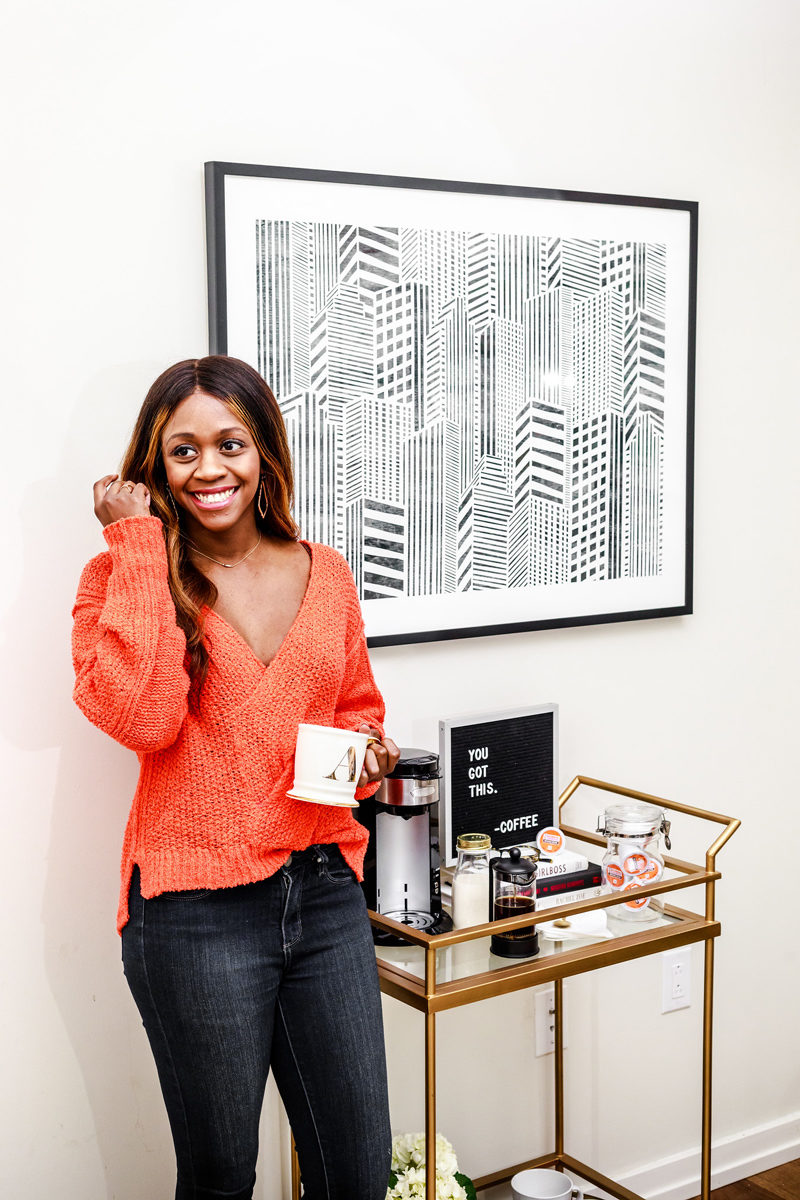 Brand collaborations tips as a Microinfluencer by popular DC blogger Alicia Tenise