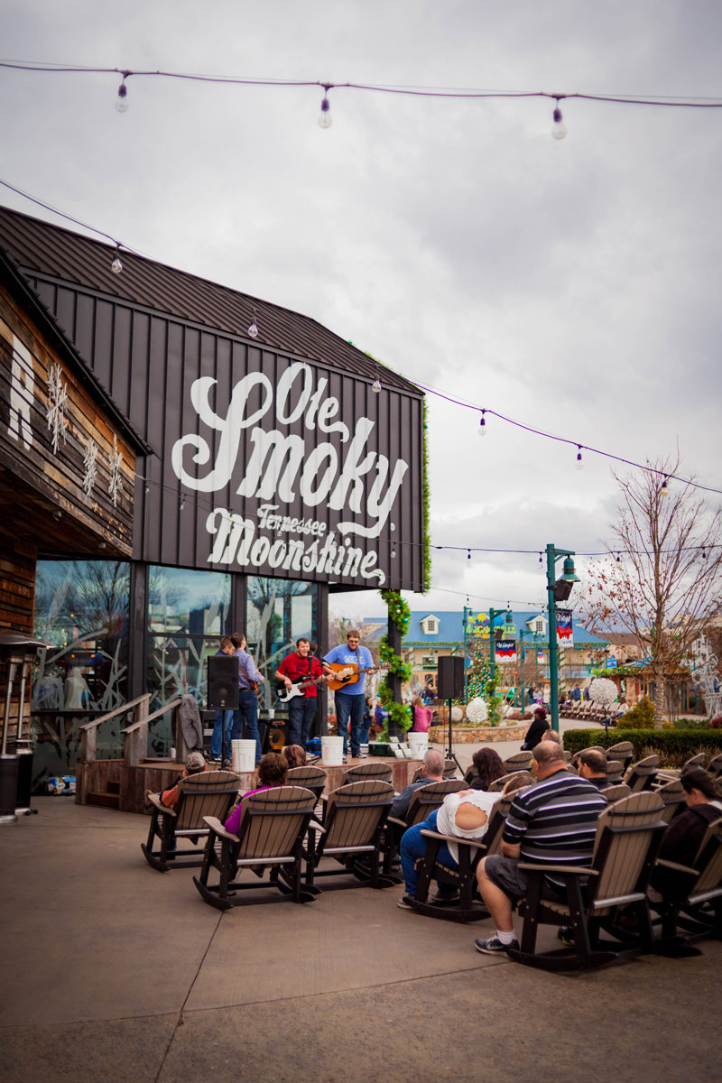 Ole Smokey Moonshine - Things to Do in Pigeon Forge by popular travel blogger Alicia Tenise