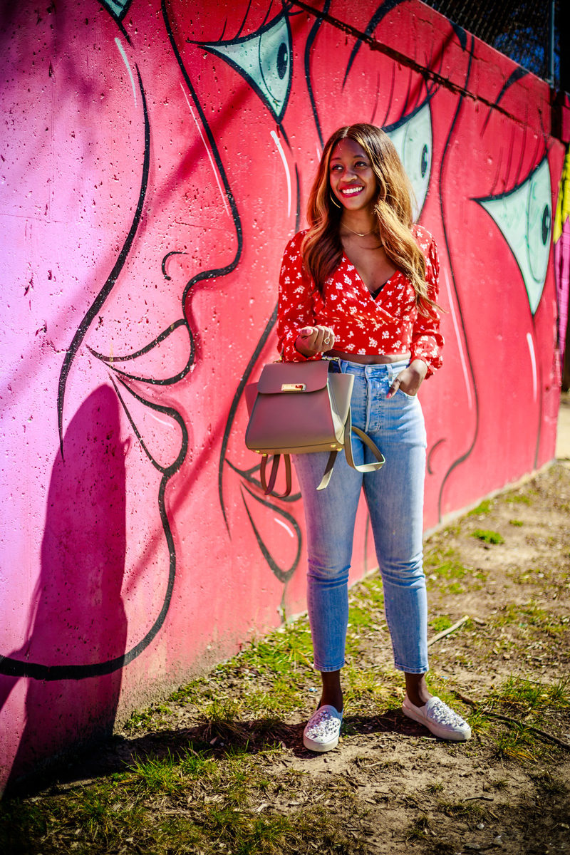 Mom Jean Trend - The Strong Black Female Stereotype by popular DC style blogger Alicia Tenise