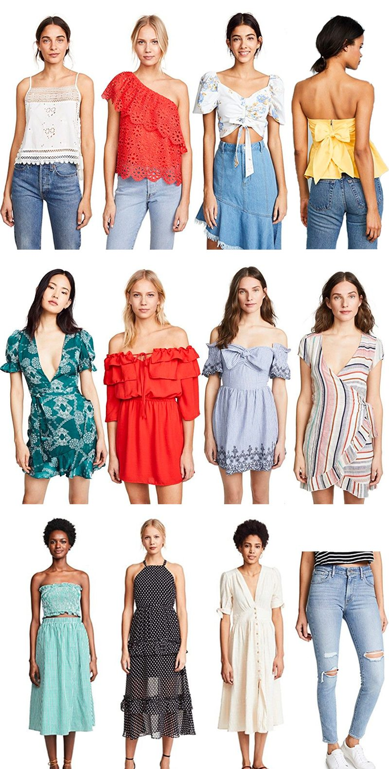Shopbop Sale top picks featured by popular DC style blogger Alicia Tenise