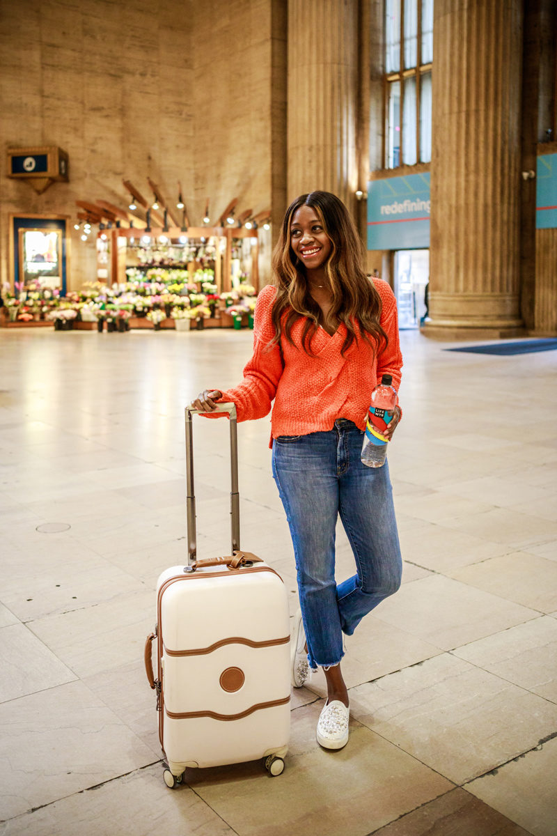 How to Stay Inspired While Traveling by popular travel blogger Alicia Tenise