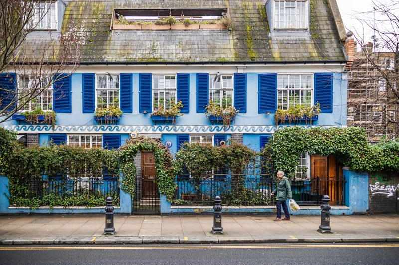 Notting Hill London - 12 Hours in London by popular DC travel blogger, Alicia Tenise