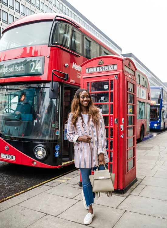 London Travel Guide - 12 Hours in London by popular DC travel blogger, Alicia Tenise