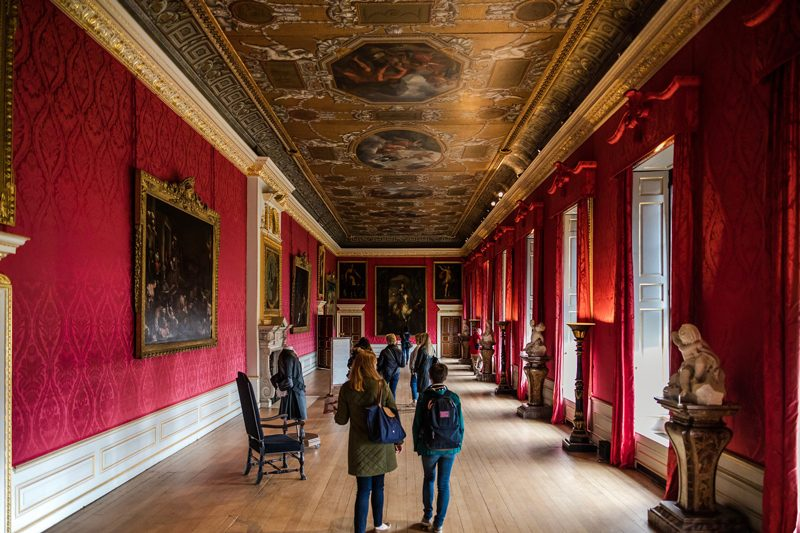 Kensington Palace - 12 Hours in London by popular DC travel blogger, Alicia Tenise