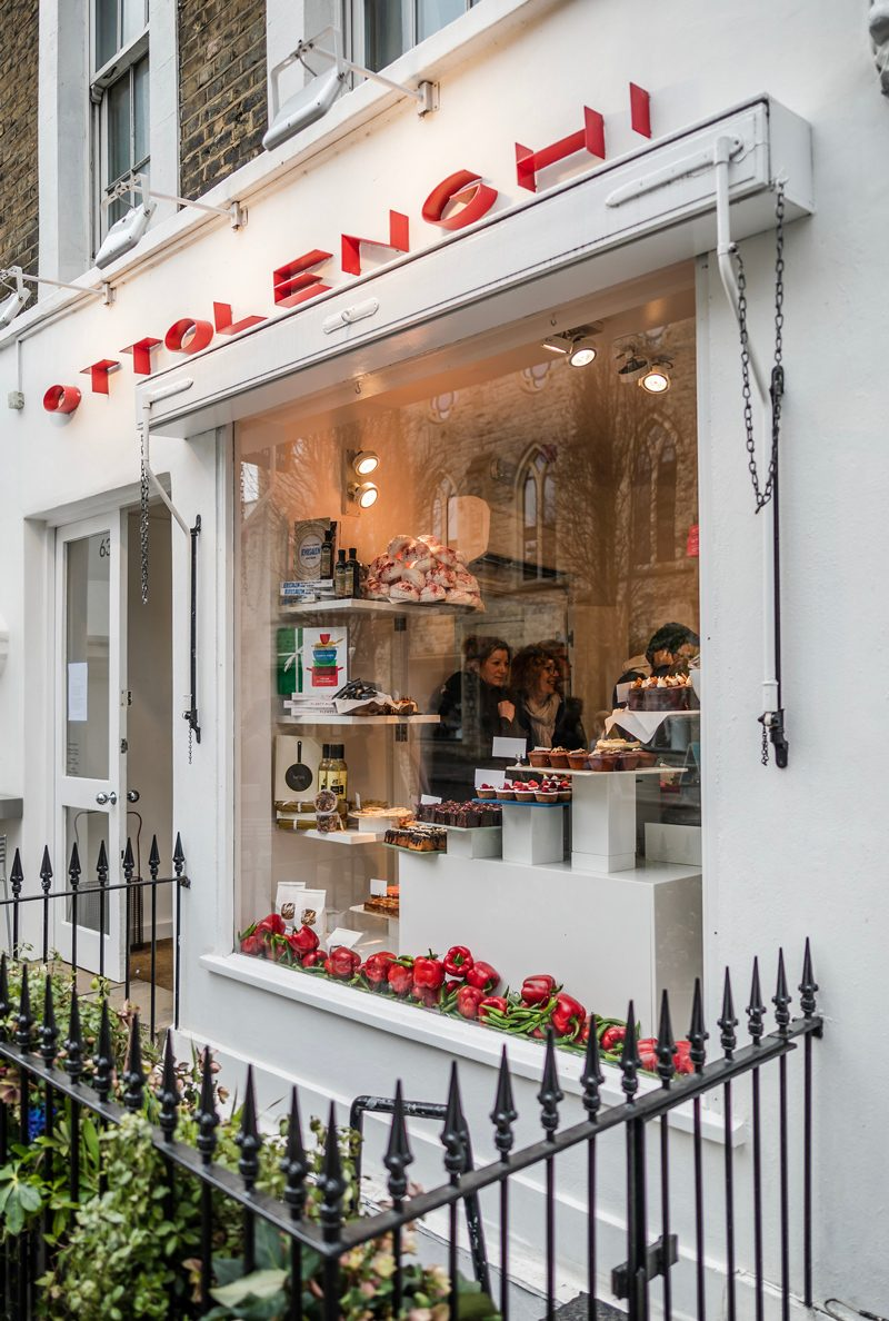 Ottolenghi Notting Hill - 12 Hours in London by popular DC travel blogger, Alicia Tenise