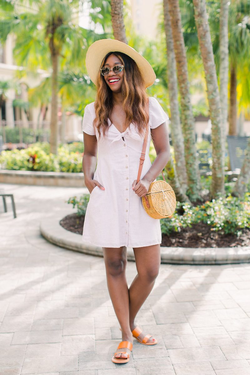 Warby Parker Tilley Sunglasses - Essential Summer Wardrobe Pieces featured by popular DC style blogger, Alicia Tenise