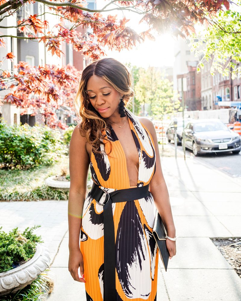 White House Correspondants Dinner Outfit Idea - What to Wear During White House Correspondents Dinner Weekend by popular DC style blogger, Alicia Tenise