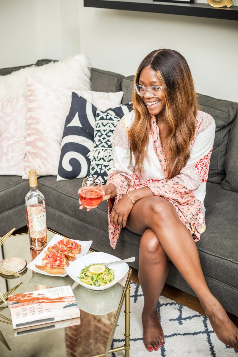 Why I Practice Self Care Sundays by popular DC style blogger, Alicia Tenise
