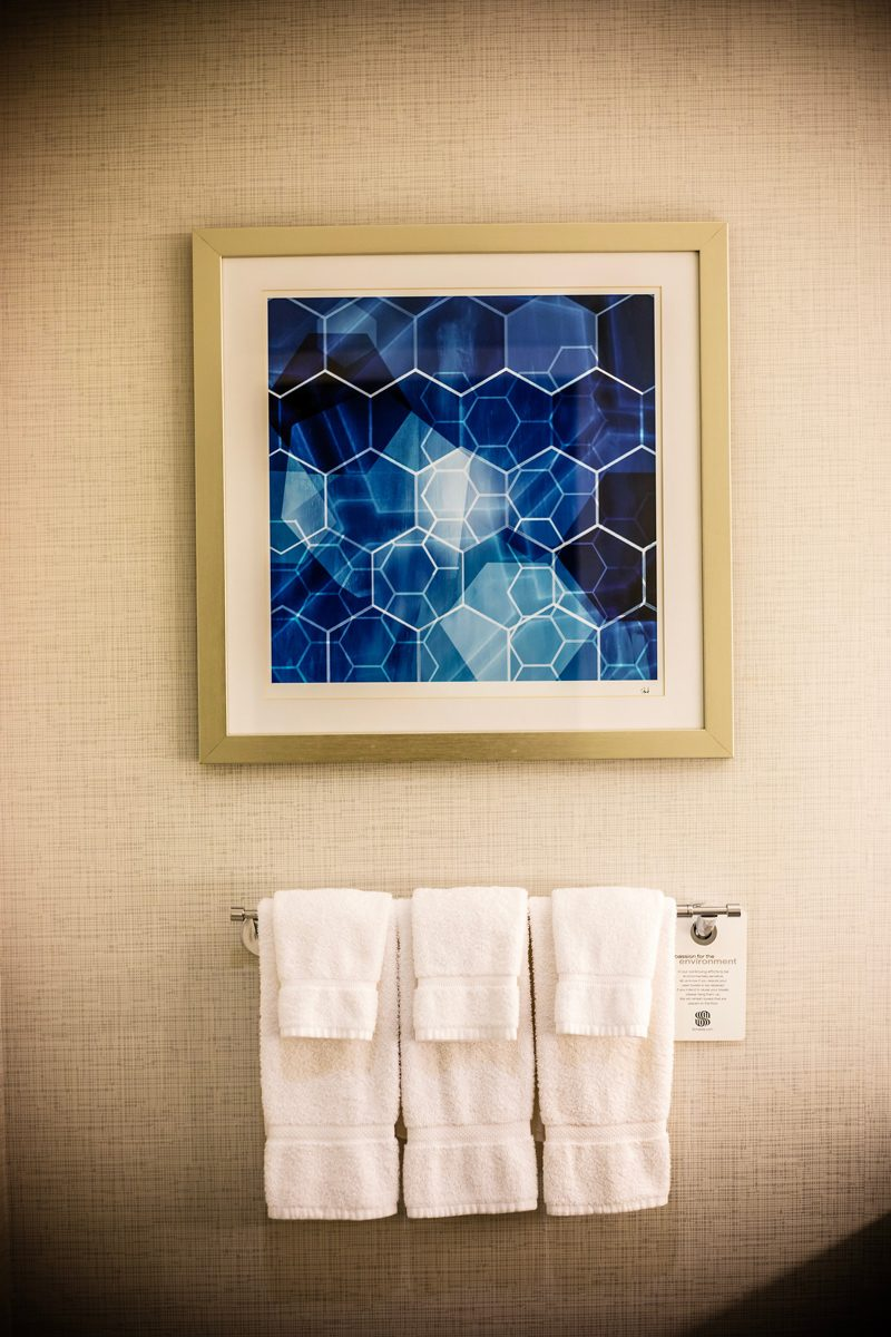 Royal Sonesta Boston Suite Bathrooms - The Most Charming Riverfront Hotel: Royal Sonesta Boston featured by popular DC Travel Blogger, Alicia Tenise