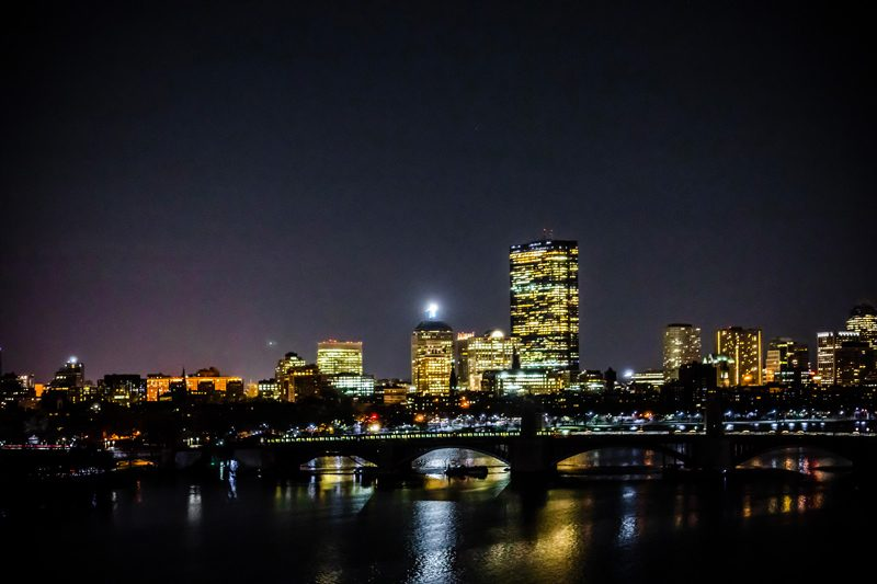Boston Charles River View - The Most Charming Riverfront Hotel: Royal Sonesta Boston featured by popular DC Travel Blogger, Alicia Tenise