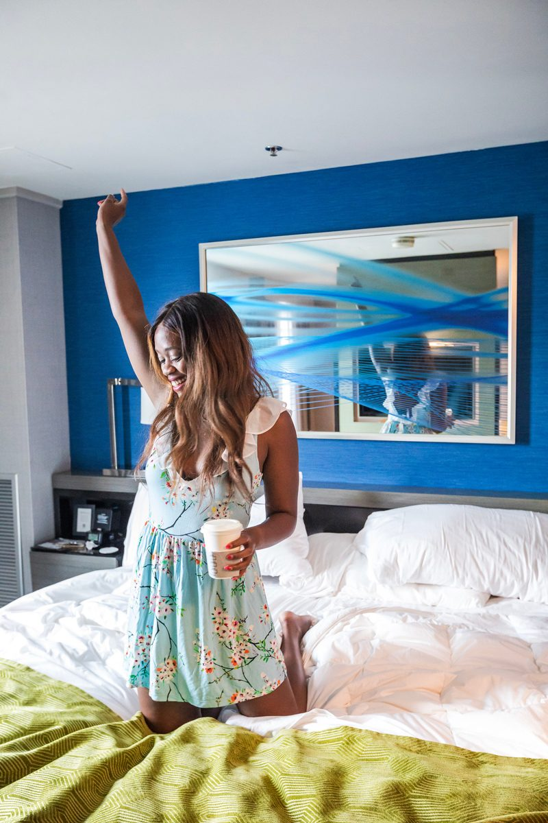 Travel Blog Review of Royal Sonesta Boston - The Most Charming Riverfront Hotel: Royal Sonesta Boston featured by popular DC Travel Blogger, Alicia Tenise