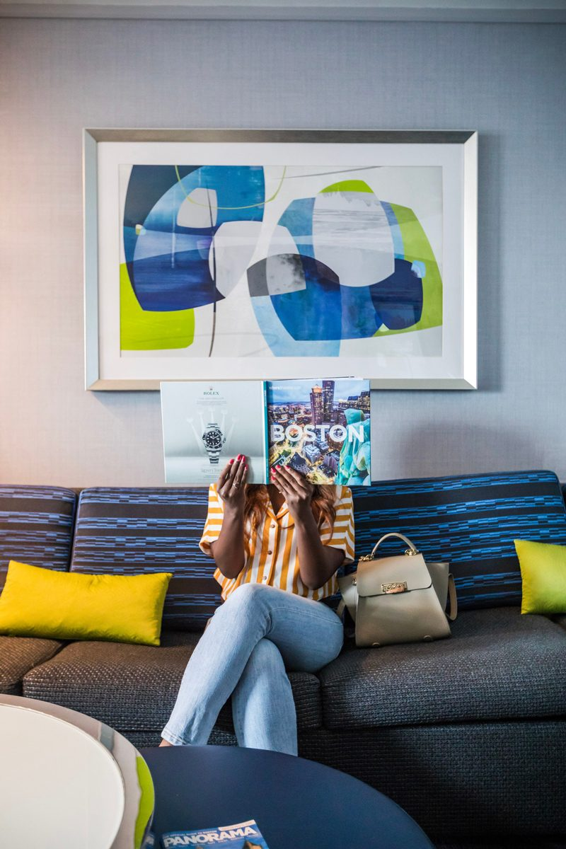 The Most Charming Riverfront Hotel: Royal Sonesta Boston featured by popular DC Travel Blogger, Alicia Tenise