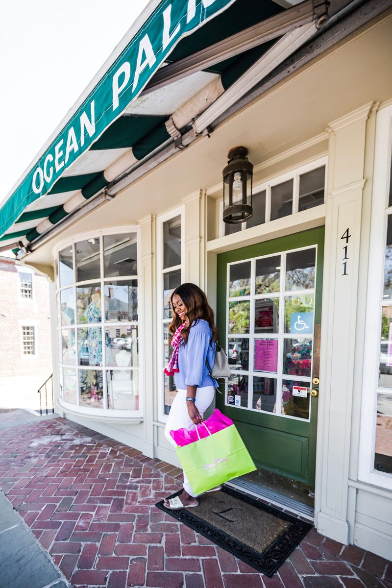 Ocean Palm Williamsburg - The Ultimate Williamsburg Travel Guide featured by popular DC travel blogger, Alicia Tenise