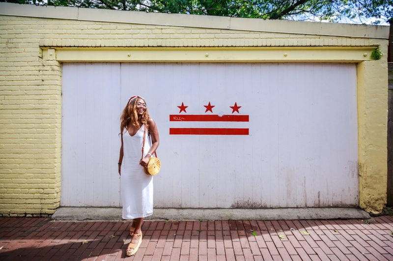 The One Summer Essential You Need in Your Closet, featured by popular DC style blogger, Alicia Tenise