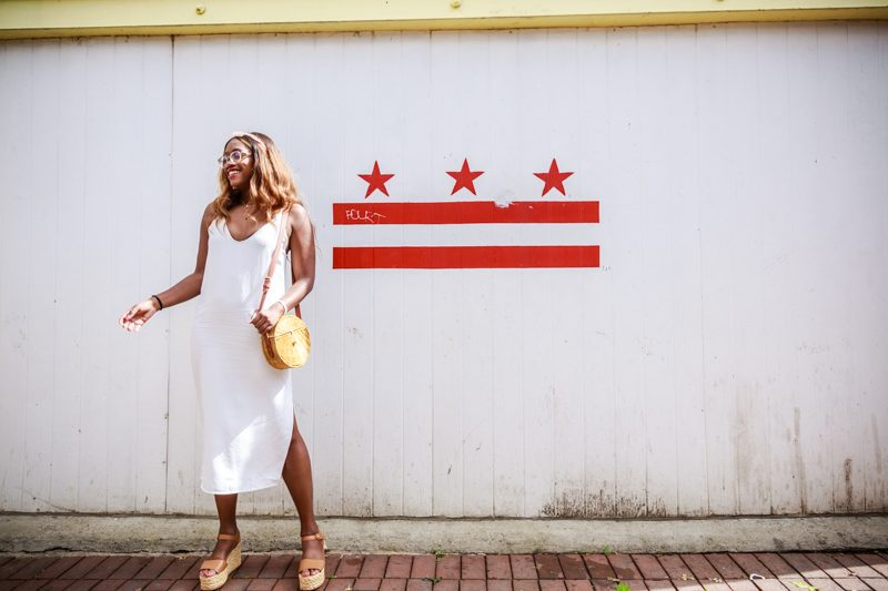 Top Washington D.C. Fashion Blogger - The One Summer Essential You Need in Your Closet, featured by popular DC style blogger, Alicia Tenise