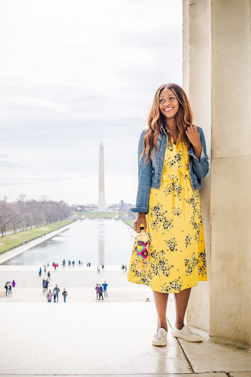 Typical Day Exploring Washington D.C. featured by popular DC travel blogger, Alicia Tenise
