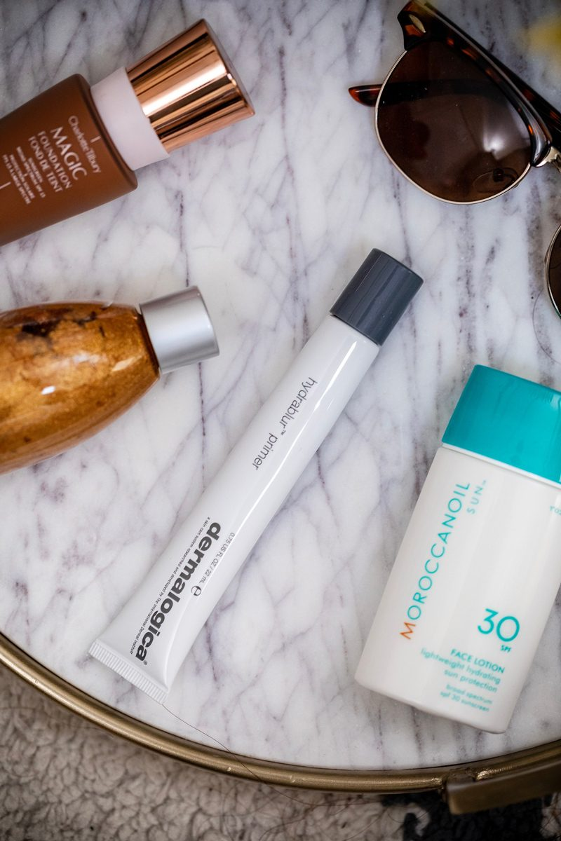 Dermalogica's Hydrablur Primer - My Favorite Summer Skincare Products for 2018 by popular DC style blogger, Alicia Tenise